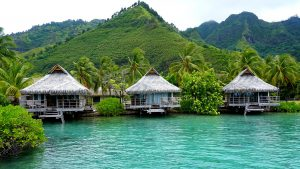 intercontinental moorea villas