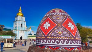 kiev st michaels golden dome easter egg image