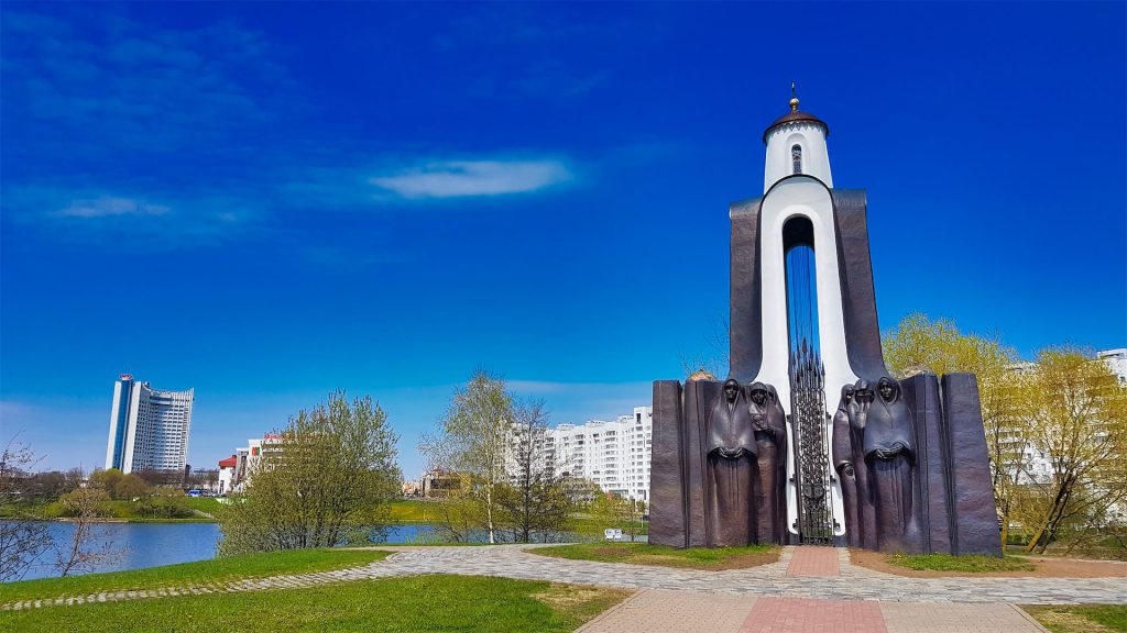 sons of the fatherland monument minsk image