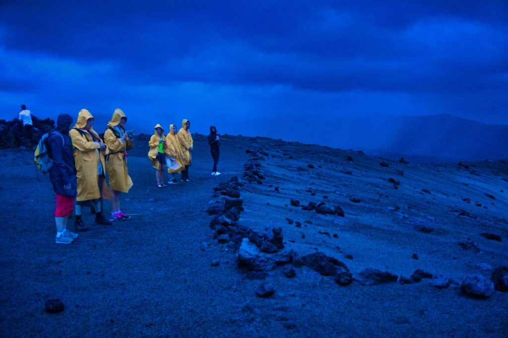 yasur volcano tanna vanuatu guided tour safety