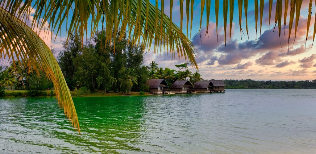 holiday inn vanuatu resort villas