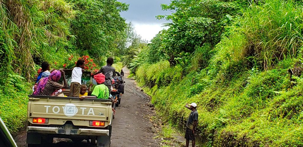 tanna island mount yasur road conditions