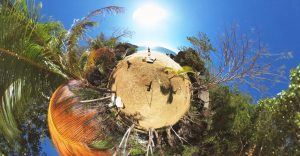 Sangat Island Dive Resort Villa Private Beach Tiny Planet
