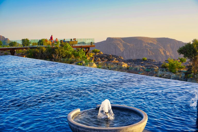 GHA Discovery Platinum Anantara Al Jabal Al Akhdar Pool and Terrace