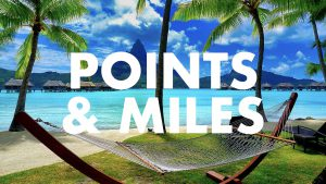 Points and Miles