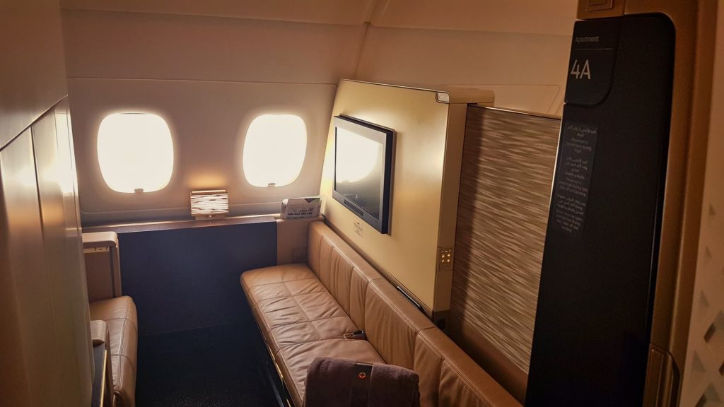 Etihad Apartment First Class Apartment 4A