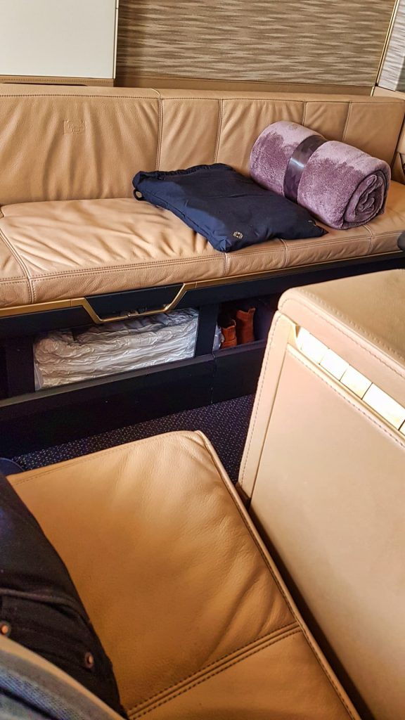 Etihad First Class Apartment Space