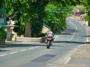 Ride the TT Circuit Crosby