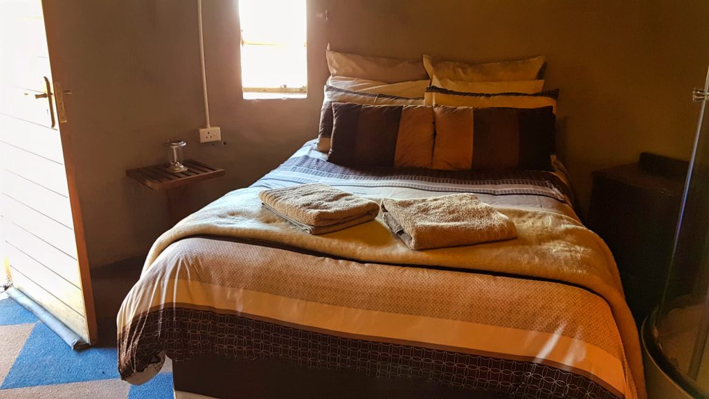 Sani Pass Sani Mountain Lodge Guest room
