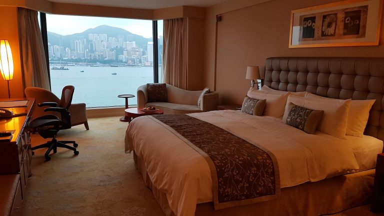 Island Shangri La Hong Kong Horizon Club Harbour View Room
