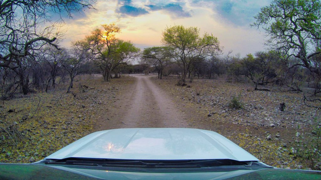 Self Drive Namibia Etosha National Park Safari Camper