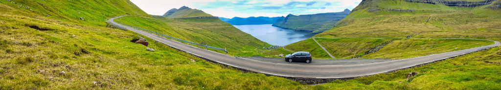 Faroe Islands Driving
