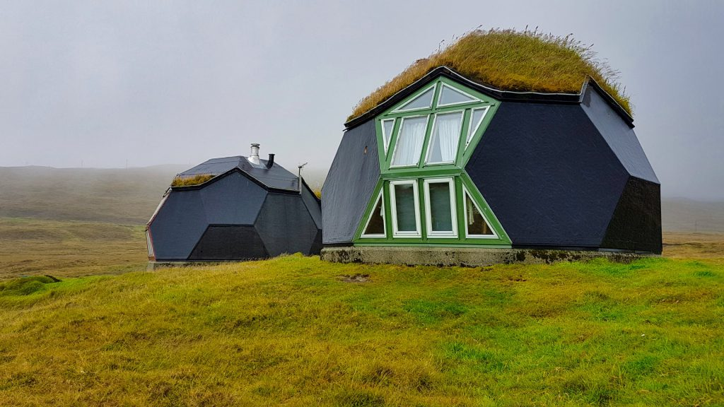 Faroe Islands Eco Pod