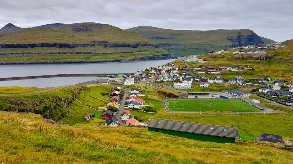 Faroe Islands Eidi