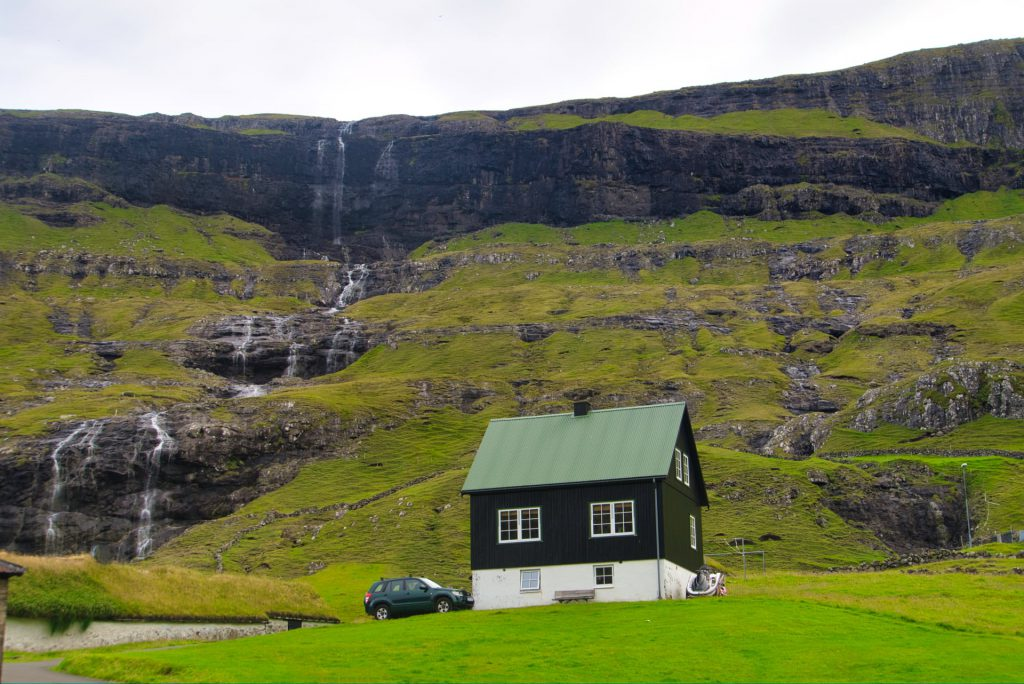 Faroe Islands Saksun House