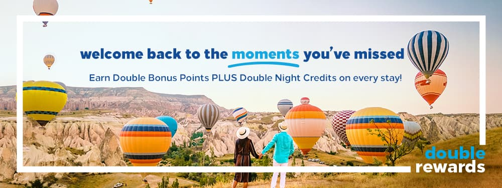 Hilton Diamond Status Match Double rewards